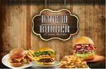 Logotipo Rancho Burger