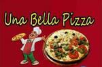 Logotipo Pizzaria Una Bella Pizza