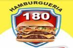Logotipo Hamburgueria 180