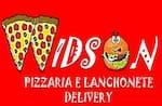 Logotipo Widson Pizzaria e Lanchonete Delivery