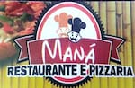 Logotipo Maná Restaurante