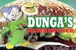 Logotipo Dunga's Hamburguer e Restaurante