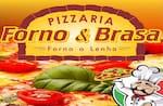 Logotipo Pizzaria Forno e Brasa