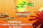 Logotipo Tropical Lanches