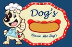 Logotipo Dog's Classic Hot Dog's