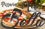 Logotipo La Bella Pizzaria