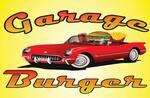 Logotipo Garage Burger