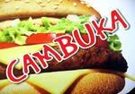 Logotipo Cambuka Lanches