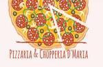 Logotipo Pizzaria e Chopperia D Maria