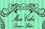 Logotipo Miss Cake Doces e Bolos