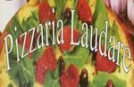 Logotipo Pizzaria Laudare