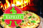 Logotipo Pizzaria Raphael