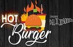 Logotipo Hot Burguer