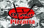Logotipo Otaki Pizzaria