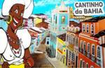 Logotipo Cantinho da Bahia