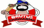 Logotipo Brutus Shawarma