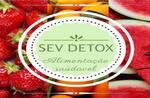 Logotipo Sev Detox