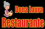 Logotipo Dona Laura Restaurante