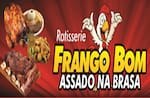 Logotipo Rotisserie Frango Bom Assado na Brasa