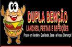 Logotipo Dupla Bençao Lanches