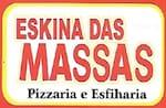 Logotipo Eskina das Massas Pizzaria e Esfiharia