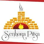 Logotipo Senhora Pítsa