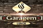Logotipo Garagem Lunch