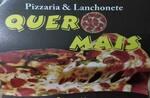 Logotipo Pizzaria & Lanchonete Quero Mais