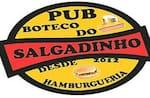 Logotipo Pub Hamburgueria do Salgadinho