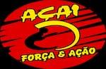 Logotipo Açai Força e Ação