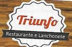 Logotipo Triunfo Restaurante e Pizzaria