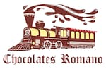 Logotipo Chocolates Romano