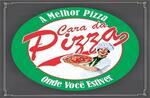 Logotipo Cara da Pizza
