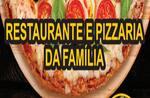 Logotipo Restaurante e Pizzaria da Familia