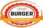 Logotipo Jump! Burger