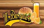 Logotipo Mr. Burguers
