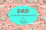 Logotipo D&d Artesanais