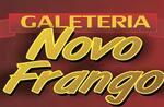 Logotipo Galeteria e Espetaria Novo Frango