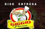 Logotipo Giggio Pizza