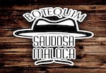 Logotipo Botequim Saudosa Maloca