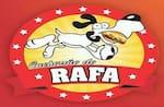 Logotipo Cachorrão do Rafa