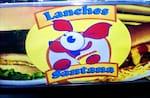 Logotipo Santana Lanches