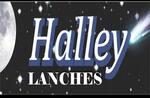 Logotipo Halley Lanches