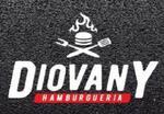 Logotipo Diovany Hamburgueria