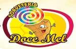 Logotipo Sorveteria Doce Mel