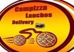 Logotipo Campizza Lanches Delivery
