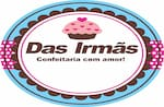 Logotipo Das'irmãs Confeitaria