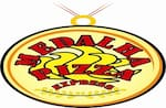 Logotipo Medalha Pizza