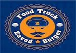 Logotipo Food Truck Zavod Burger