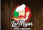 Logotipo Padaria e Pizzaria la Major